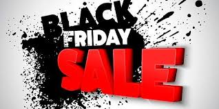 Black Friday 2018!