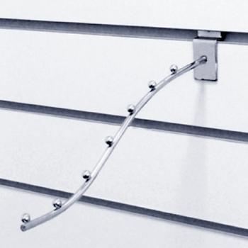 Кронштейн изогнутый с 7 шариками F105/250
