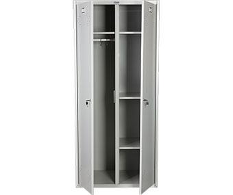 Шкаф гардеробный ПРАКТИК LS-21-80 U
