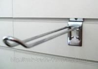 F303 Еврокрючок 250 мм  толщ. 5 мм